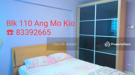 Blk 110 Ang Mo Kio Ave 4 110 Ang Mo Kio Ave 4 2 Bedrooms 736 Sqft Hdb Flats For Rent By