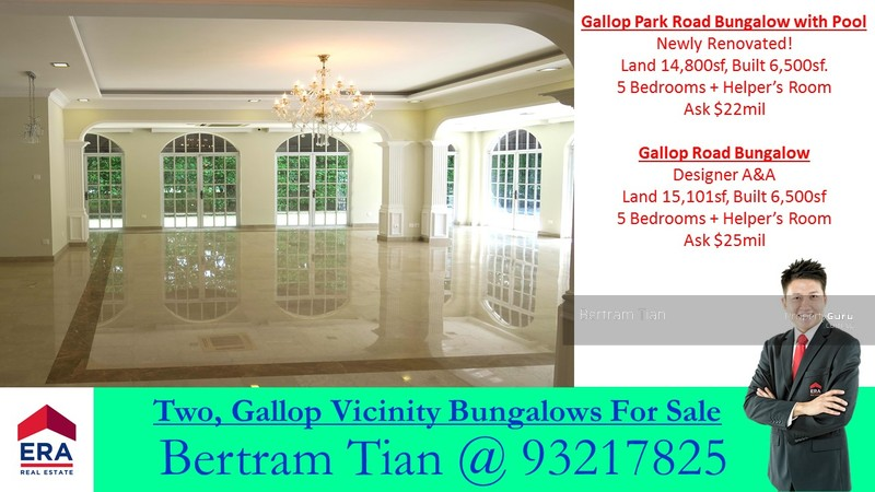 Big Bungalow With Swimming Pool At Gallop Vicinity For Sale Gallop