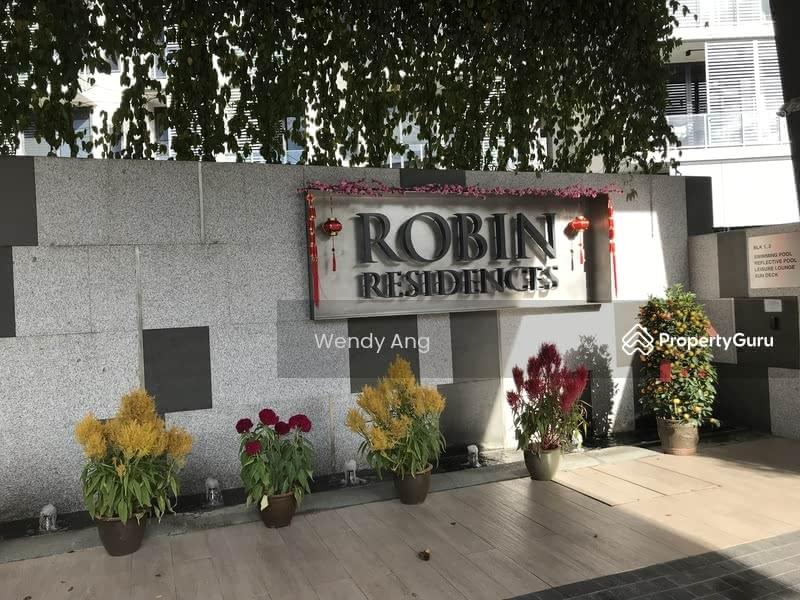 For Rent - Robin Residences