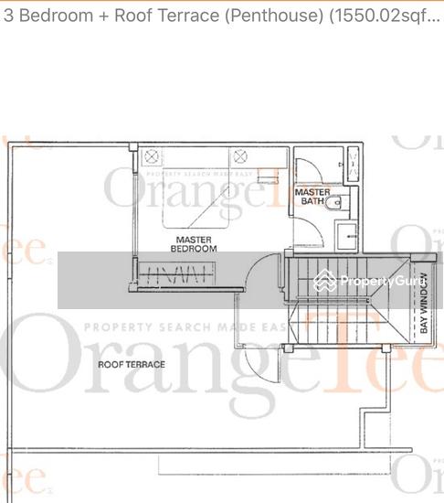 Murano Apartments: Murano, 349 Pasir Panjang Road, 3 Bedrooms, 1550 Sqft