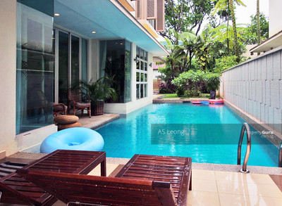 For Rent - Gorgeous Detached Home w Pool Garden near Australian French American School