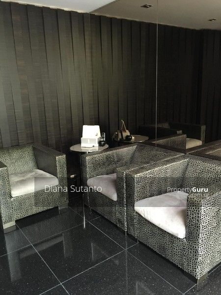 Guest Waiting Area