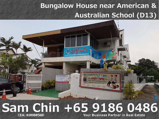 Carmichael road bungalow house near american australian for American homes for rent