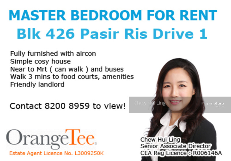 426 Pasir Ris Drive 6 426 Pasir Ris Drive 6 Room Rental 161 Sqft Hdb Flats For Rent By Chew
