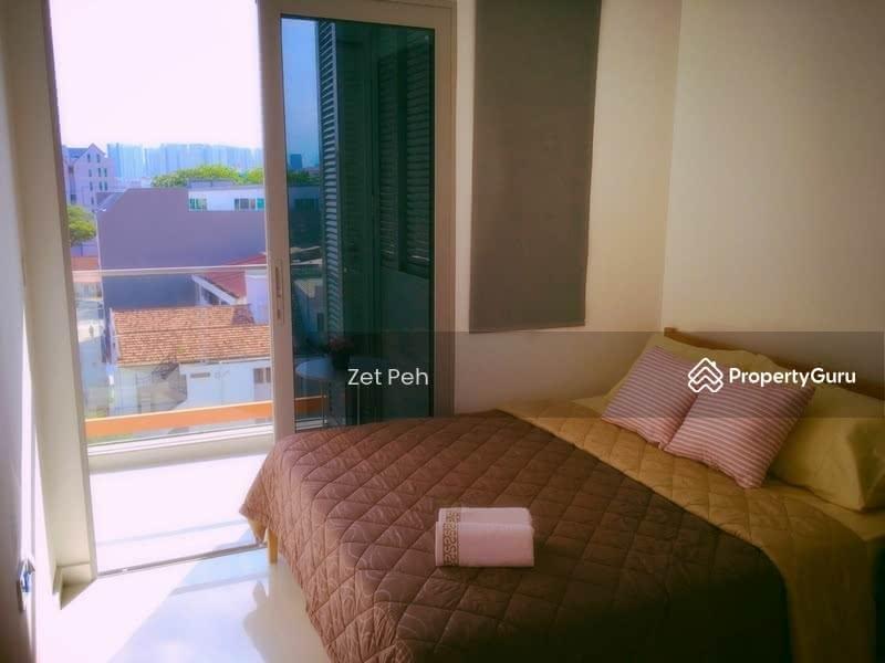 1 loft 1 lorong 24 geylang 2 bedrooms 560 sqft condominiums apartments and executive Master bedroom for rent in geylang