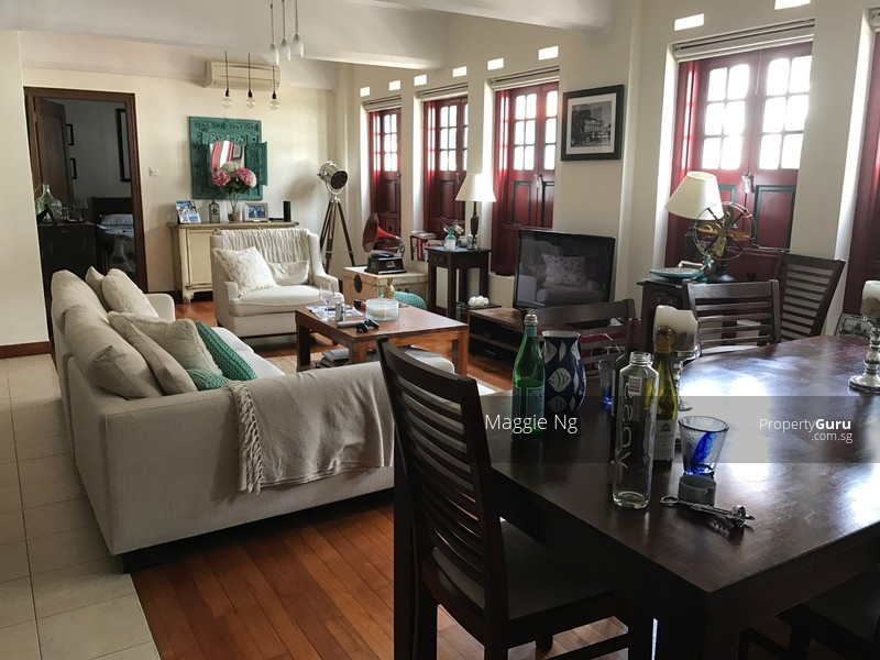 Conservation Shophouse for Rent @ Chinatown #86009534