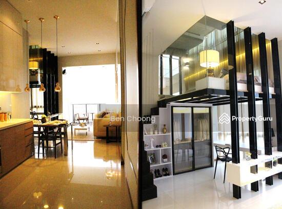 Hillion Residences Jelebu Road 1 Bedroom 474 Sqft