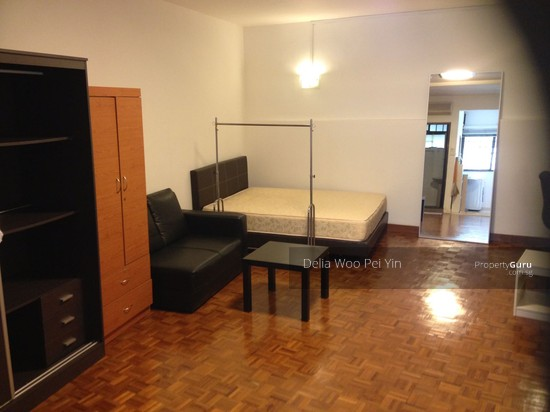 Studio apartment master and common bedrooms available for rent in various parts of singapore for Studios and 1 bedrooms for rent