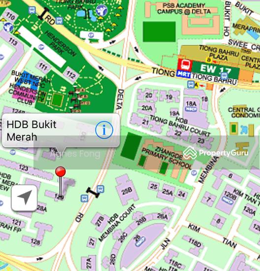129 Bukit Merah View 129 Bukit Merah View Room Rental