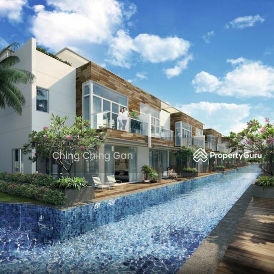 Townhouse Condo For Rent: Tanah Merah MRT, 257