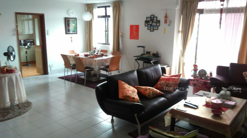 The Gardens At Bishan Room For Rent