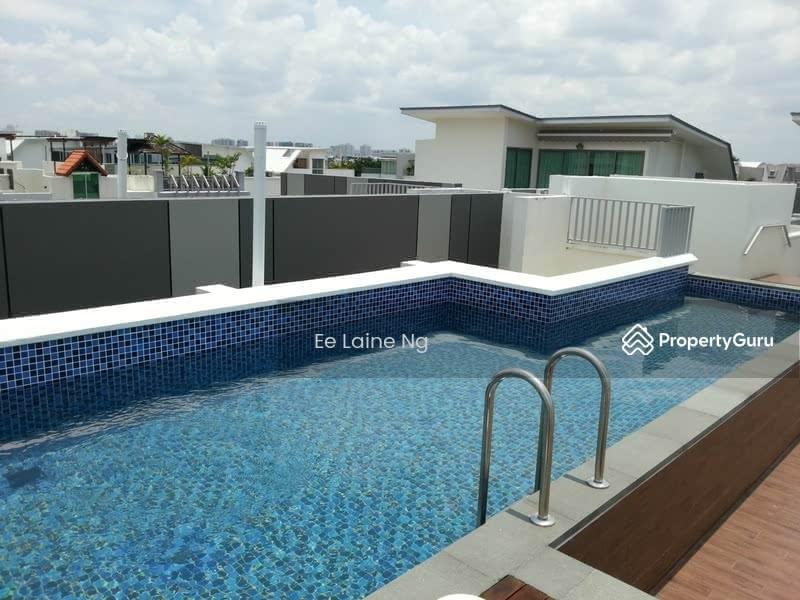 Private big pool