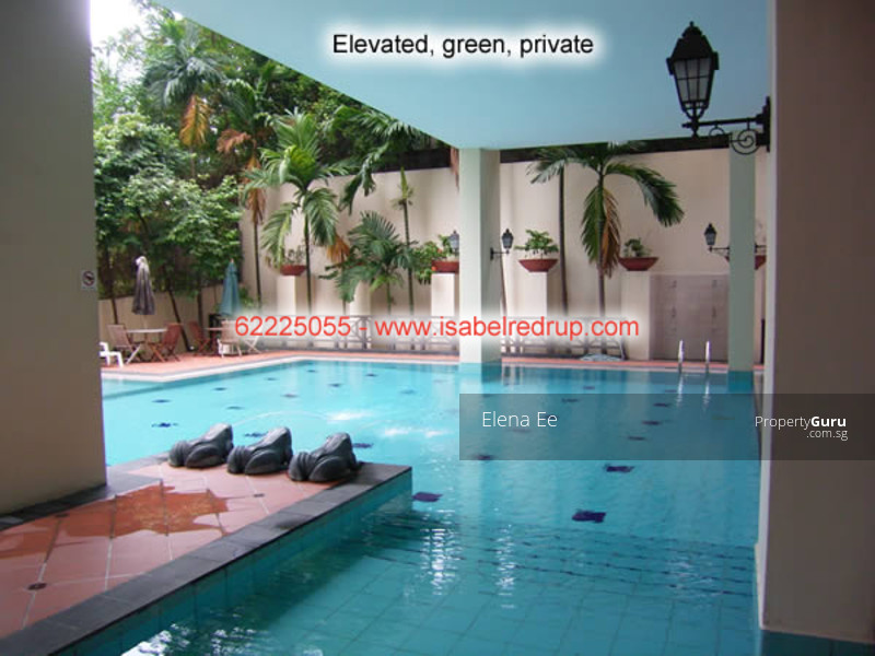Buy a rare shophouse with pool parking n gym near the for Selling a house with a pool