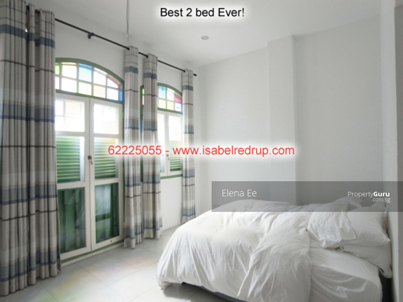 Ir46 spacious refurbed heritage 2 bed near mrt near by petain road sturdee rd 2 bedrooms Master bedroom for rent near serangoon mrt