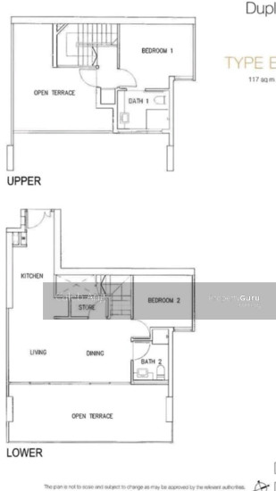 18 Woodsville, 18 Woodsville Close, 2 Bedrooms, 732 Sqft ...