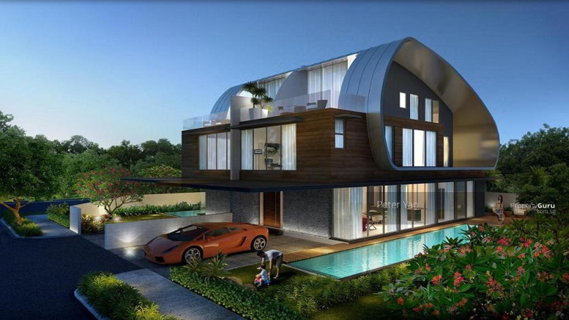 Jalan Jelita Semi Detached House with Pool and Lift #85962422