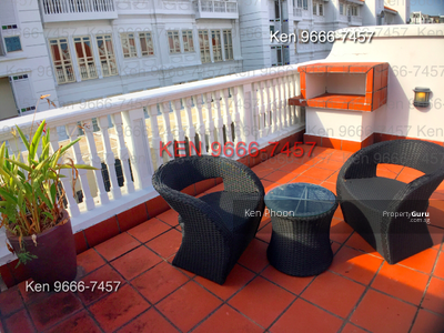 For Rent - LOVING IT !  RARE LOFT with ROOF TERRACE -  FREE BREAKFAST ! ENDURING ! POOL & GYM