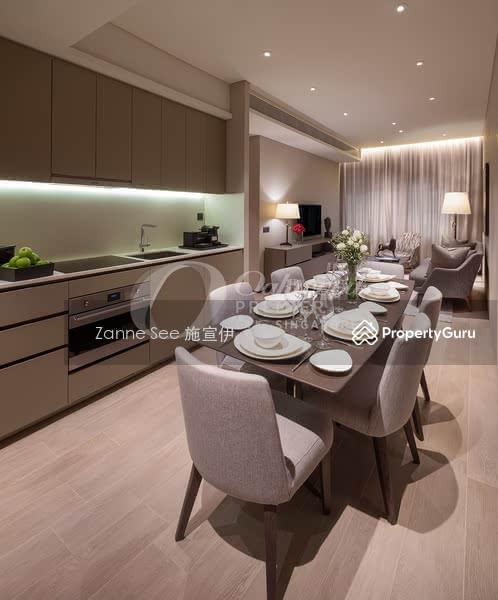Nyc Apartment Listing: Oakwood Premier OUE Singapore OUE Downtown 1, 6 Shenton
