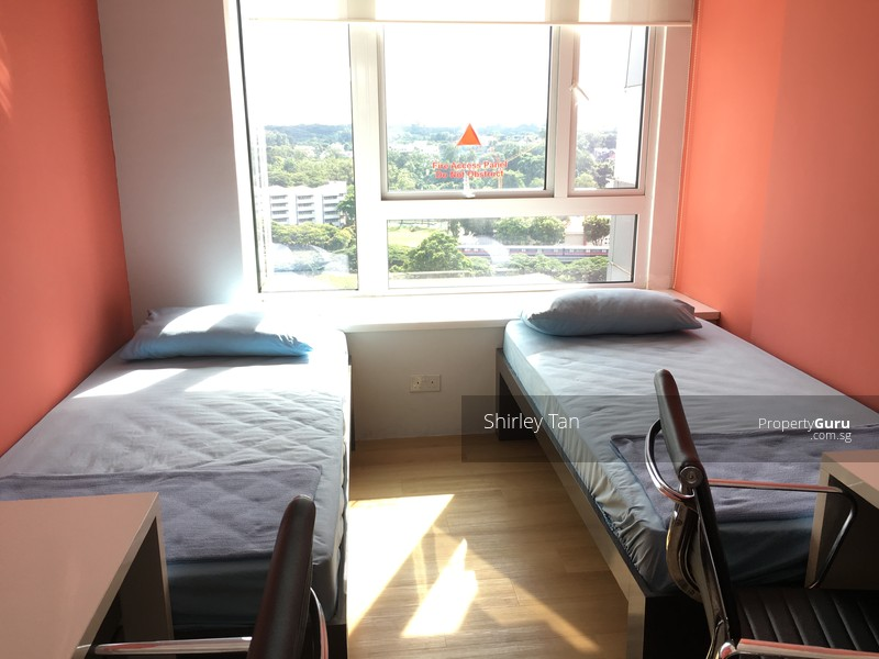 Double/Twin Share Room