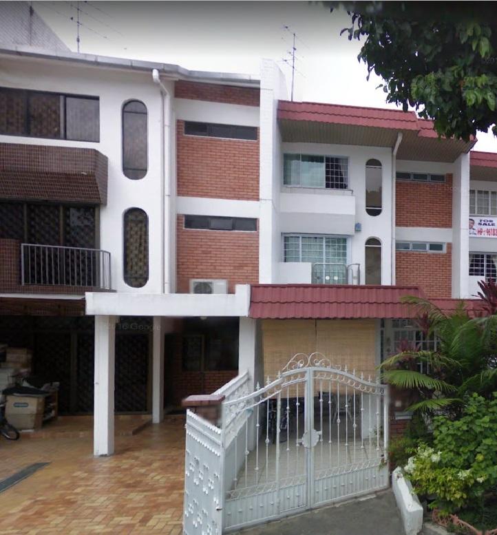 Joo Chiat Place Rambutan Road Terrace House Master