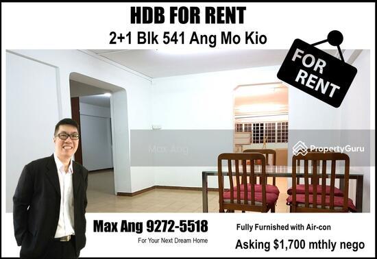 541 Ang Mo Kio Avenue 10 541 Ang Mo Kio Avenue 10 2 Bedrooms 720 Sqft Hdb Flats For Rent By