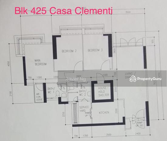 425 Clementi Avenue 1, 425 Clementi Avenue 1, 3 Bedrooms, 1076 Sqft ...