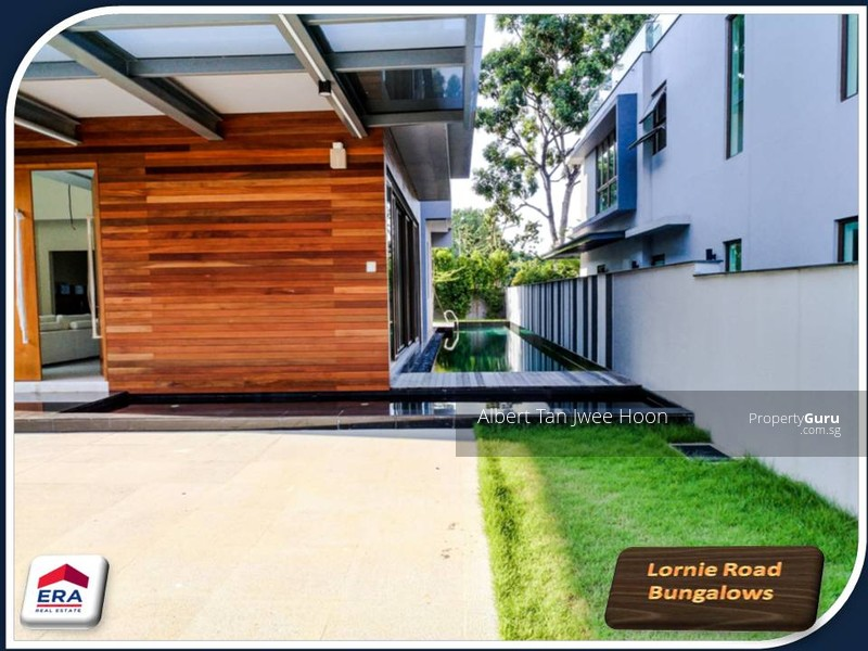 Stylish Bungalows stylish bungalow with high ceiling, lornie road, 5 bedrooms, 9200