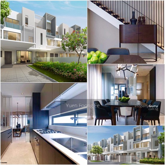 Pavilion Park, Pavilion Green, 5 Bedrooms, 2898 Sqft, Landed Houses, Terraced Houses, Detached ...