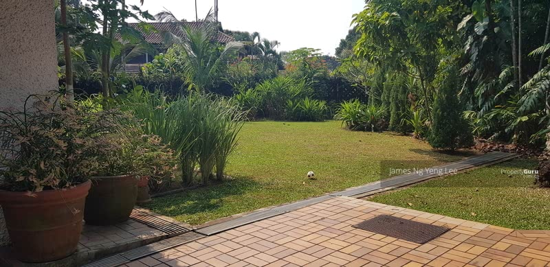 For Sale - Wide Frontage, Flat Plot! 独 立顶 级 优 质 洋 房 出 售. Tropical Style. 。 James 83839800。Build Your Dream Home.