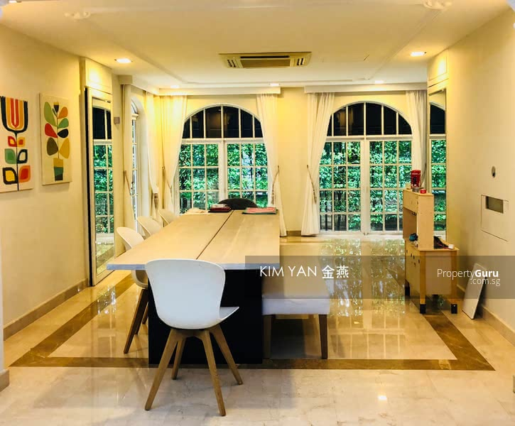 Rare Freehold GCB with Good Move-in condition, Swimming Pool and Lush Greenery at Elevated Ground #100964574