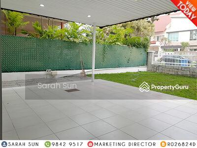 For Rent - Jln Limau Nipis 2sty Semi-D 6mins Walk, 0. 55km to Tanah Merah MRT