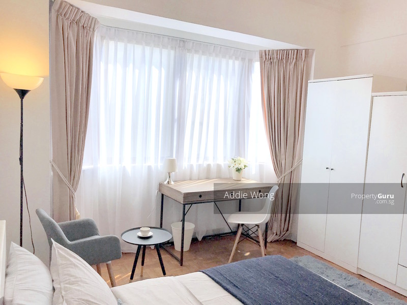 Condo Master Bedroom | Novena MRT 3 Mins Walk #96243634