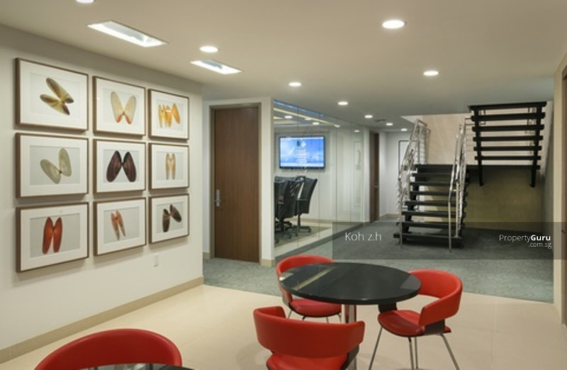 Serviced Office near Lippo Centre (Singapore), Office, Room Rental ...