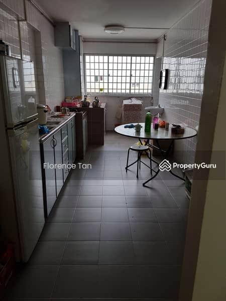 Kitchen and Toilet