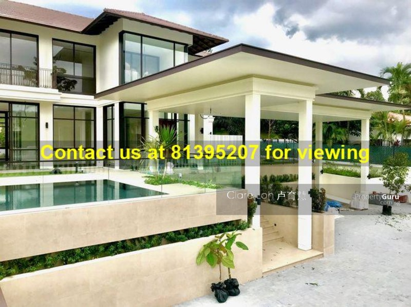 Modern brand new good class bungalow along holland road for rent 97273562
