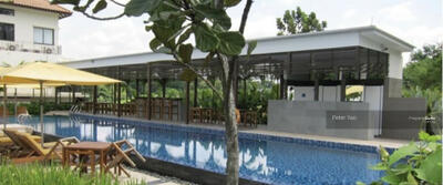 For Rent - Quiet Country Haven with Pool Semi-D House 3 Storey 5 bedroom Off Woodlands Road