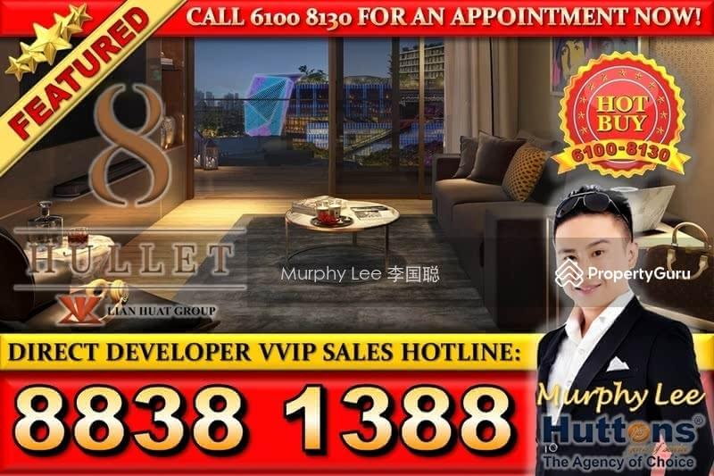8 Hullet 8 Hullet Road 2 Bedrooms 667 Sqft Condominiums