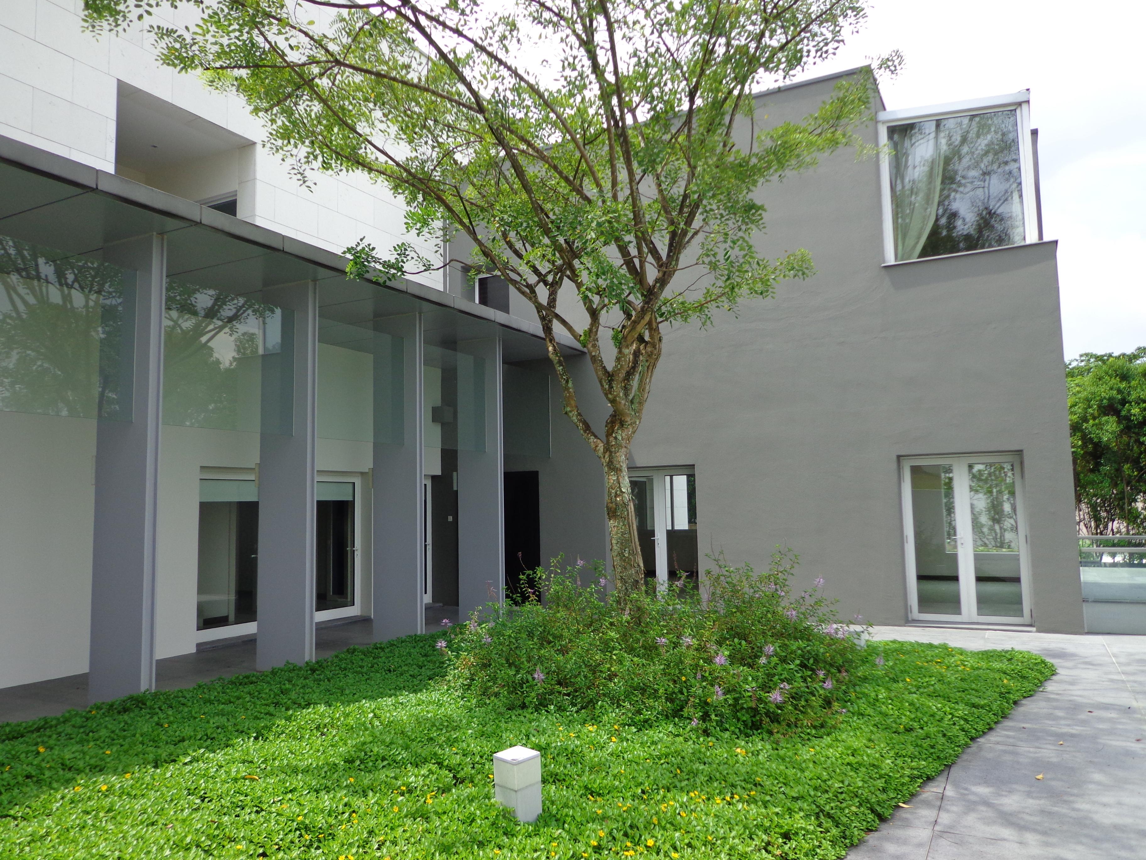 Modern Swettenham Area #98887352