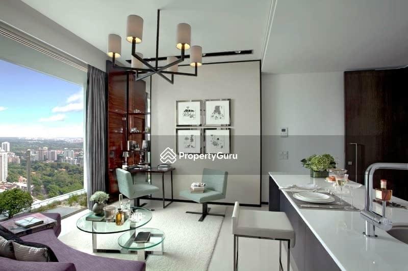 Scotts Square 6 Scotts Road 1 Bedroom 624 Sqft Condominiums