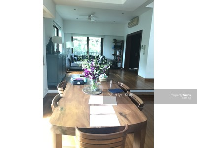 For Rent - Renovated - Tropical Town House