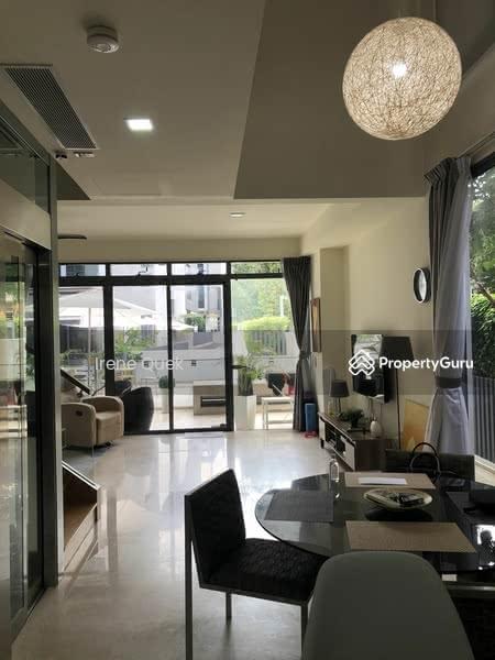 Living Dining room, Bedrooms & Terrace facing unblocked  greenery & Sky views