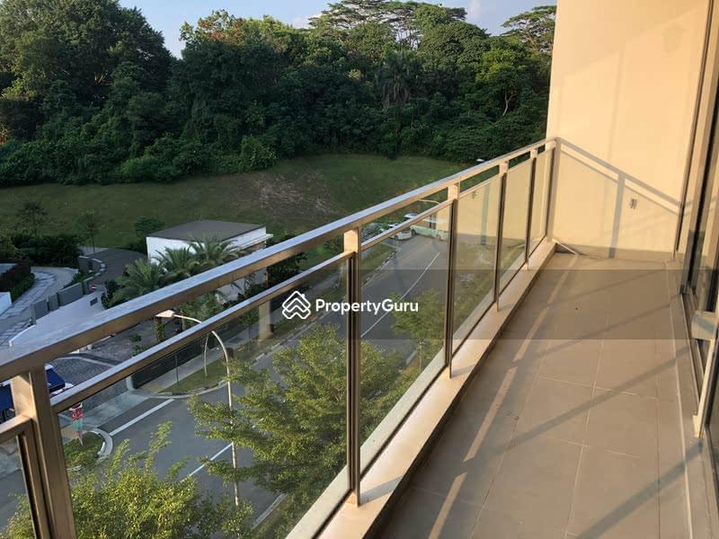 Unblocked View : Balcony (Lower Floor)