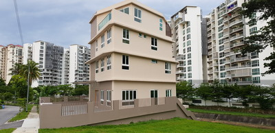 For Sale - BRAND NEW - 3 STOREY DETACHED HOUSE