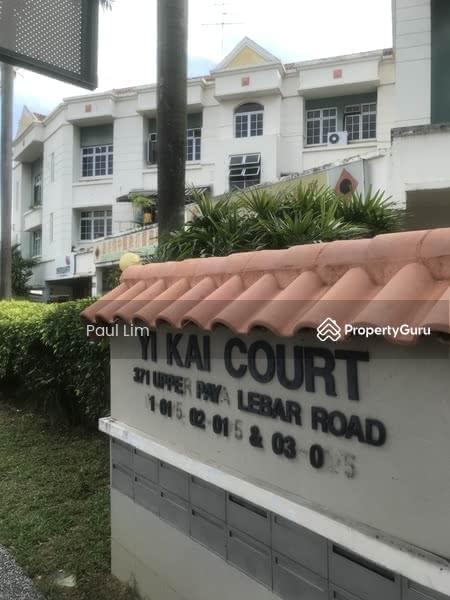 Yi Kai Court #100274302