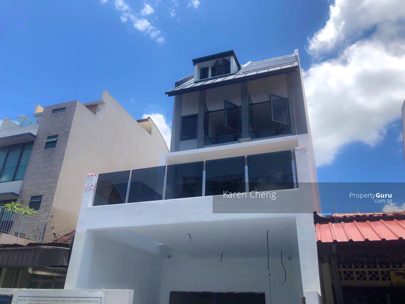 Brand New Inter Terrace House 12 Yuk Tong Avenue Interterrace 7 Bedrooms 4073 Sqft Landed Properties For Sale By Karen Cheng S 4 300 000 21487179
