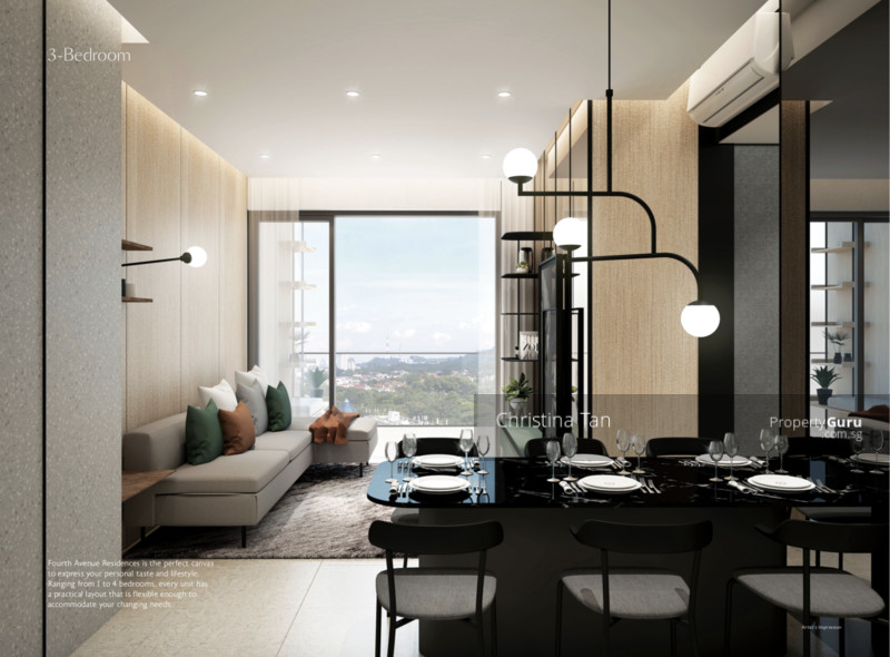 Fourth Avenue Residences #104356876