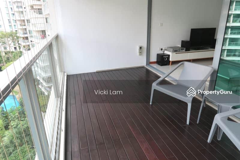 balcony. poolview.