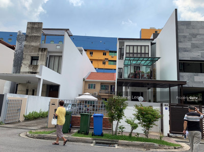 For Sale - Katong landed terrace houses