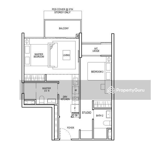 Northpark Apartments Wichita Ks: North Park Residences, 15 Yishun Central 1, Studio, 280