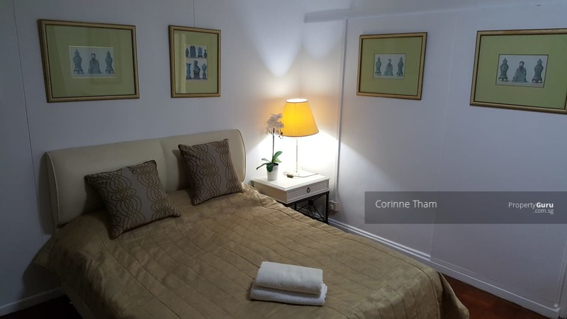 luxury furnishing in bedroom